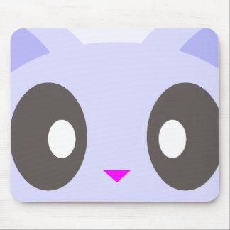 primer del gatito del kawaii alfombrilla de raton