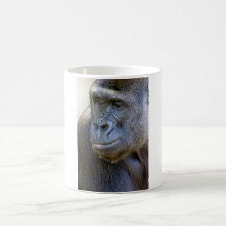 Primer del gorila taza mágica