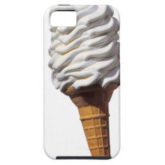 Primer del helado iPhone 5 fundas