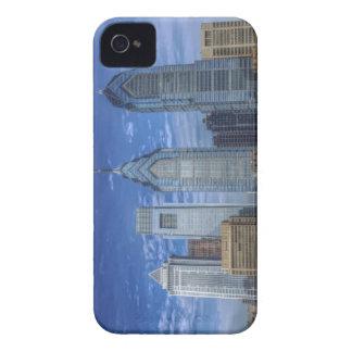 Primer del horizonte iPhone 4 Case-Mate coberturas