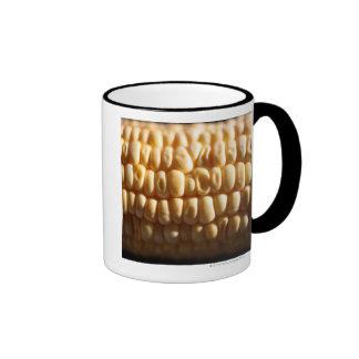 Primer del maíz taza de dos colores