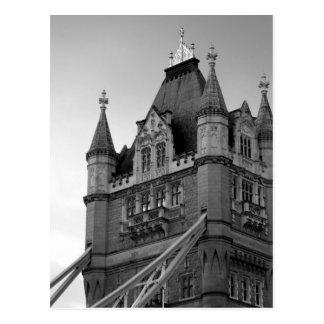 Primer del puente de la torre de Londres Postal