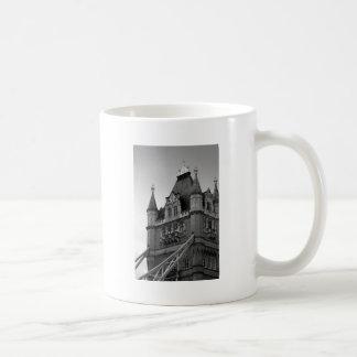 Primer del puente de la torre de Londres Taza De Café