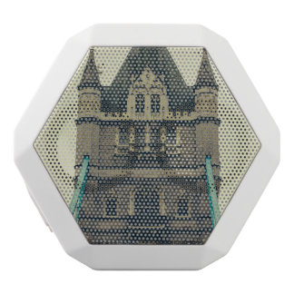 Primer del puente de la torre, Londres, Reino Altavoces Bluetooth Blancos Boombot REX