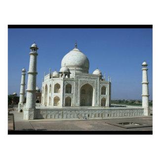 Primer del Taj Mahal Tarjetas Postales