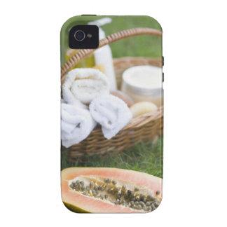 Primer del tratamiento de la terapia del masaje de Case-Mate iPhone 4 carcasa