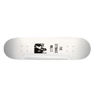 Primer diseño del monopatín del interruptor skate boards