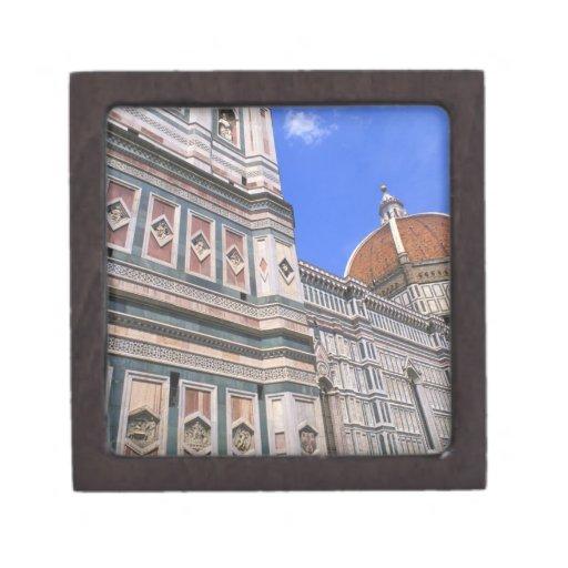 Primer famoso de la iglesia de Doumo en Florencia, Cajas De Joyas De Calidad