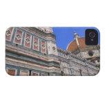 Primer famoso de la iglesia de Doumo en Florencia, iPhone 4 Case-Mate Funda