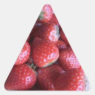 Primer fresco de las fresas