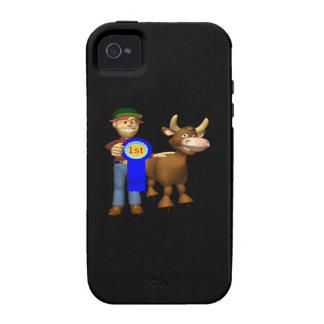 Primer ganado del lugar premiado Case-Mate iPhone 4 funda
