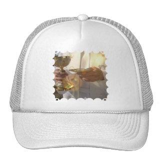 Primer gorra de béisbol de la comunión