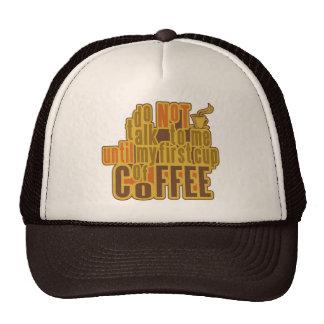PRIMER gorra del CAFÉ - elija el color