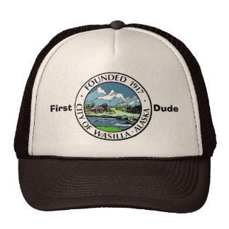 Primer gorra del tipo