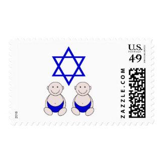 Primer gráfico del Passover de los gemelos Sellos