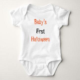 Primer Halloween del bebé de Jessica en Seattle Camisetas
