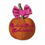 Primer Halloween del bebé Escultura Fotografica