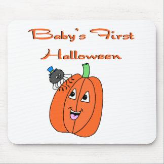 Primer Halloween del bebé Tapetes De Ratones