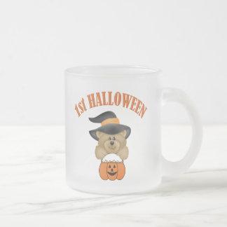 Primer Halloween Tazas