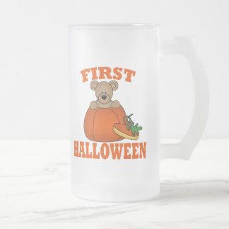 Primer Halloween Taza