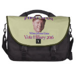 Primer hombre bolsas de portátil