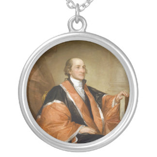 Primer juez del Tribunal Supremo Juan Jay de Collar Plateado