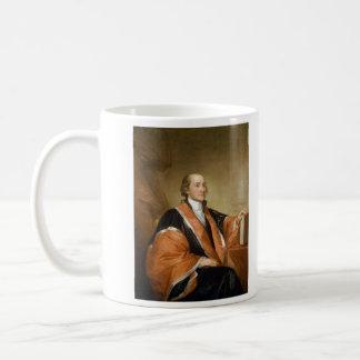 Primer juez del Tribunal Supremo Juan Jay de Estad Tazas De Café