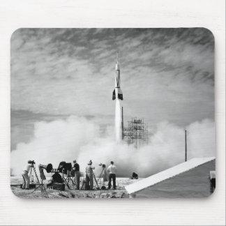 """Primer lanzamiento de Rocket, Cabo Cañaveral, """"par Alfombrilla De Raton"""