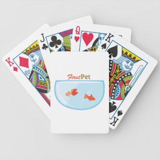 Primer mascota baraja cartas de poker