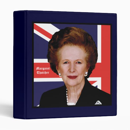 Primer ministro británico Margaret Thatcher