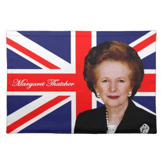 Primer ministro británico Margaret Thatcher Mantel