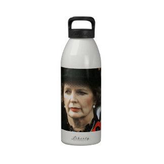 Primer ministro de Margaret Thatcher Botella De Beber