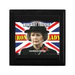 Primer ministro de Margaret Thatcher Cajas De Recuerdo
