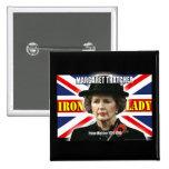 Primer ministro de Margaret Thatcher Pin