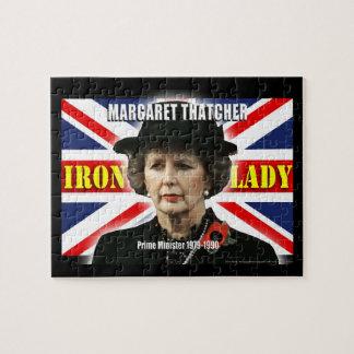 Primer ministro de Margaret Thatcher Puzzle