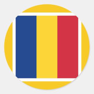 Primer ministro de Rumania, Rumania Etiquetas Redondas