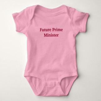 Primer ministro futuro remeras
