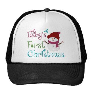 Primer navidad adorable de Babys Gorros