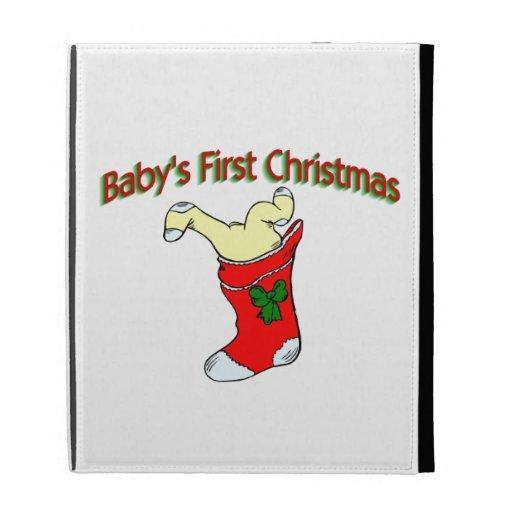 Primer navidad de los bebés