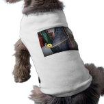 Primer neto del barco de pesca de la Florida, vers Camiseta De Perro
