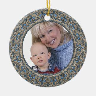 Primer ornamento del navidad de Babys Ornamentos Para Reyes Magos