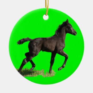Primer ornamento del navidad del pequeño de la adorno de reyes