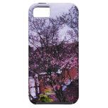 Primer pedazo del flor iPhone 5 Case-Mate coberturas