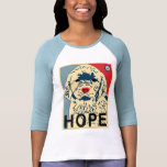 primer perrito - esperanza camisetas