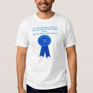 Primer premio de Blue Ribbon del año Playeras