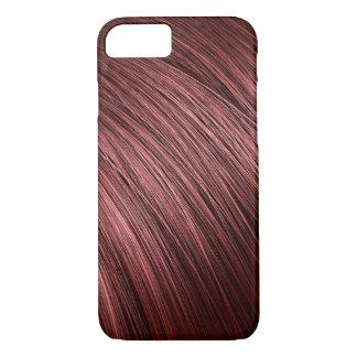 Primer rojo del pelo funda iPhone 7