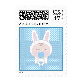 Primer sello de Pascua del bebé