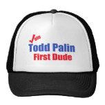 Primer tipo de Todd Palin Gorros