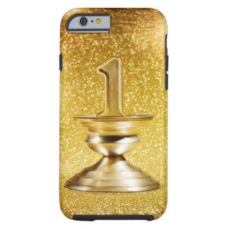 Primer trofeo del lugar funda para iPhone 6 tough