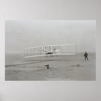 Primer vuelo impresiones